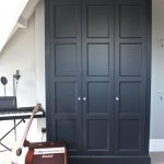 almari model german 3 pintu kayu jati modern