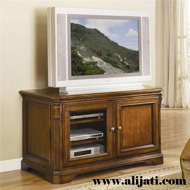 bufet tv kecil minimalis model klasik terbaru