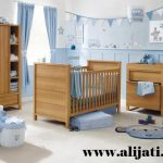 box bayi 1 set minimalis kayu jati klasik