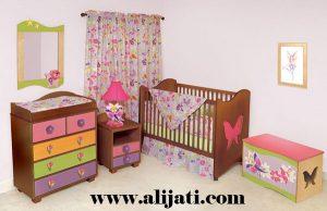 Box Bayi Anak 1 Set Modern Terbaru