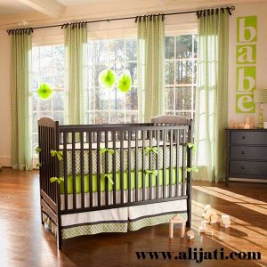 Box Bayi Anak Terbaru Kayu Jati Minimalis