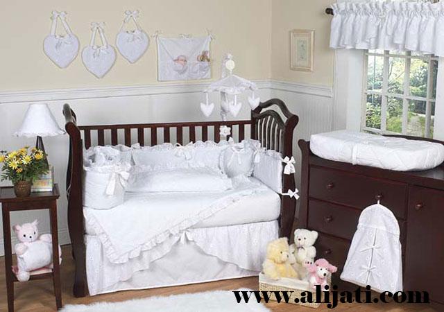 box bayi keren kayu jati minimalis