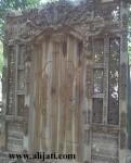 Gebyok Pintu Desain Terbaru Ukir Klasik