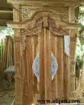 Gebyok Pintu Rumah Model Terbaru Ukir Majapahit