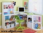 Meja Belajar Anak Perempuan Cantik Terbaru