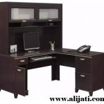 meja belajar kantor kayu jati klasik