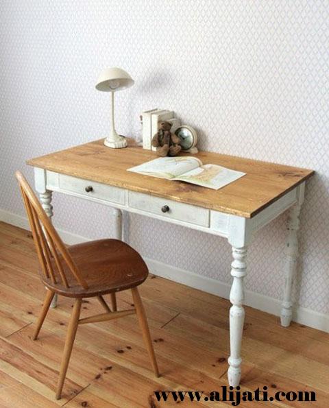 meja belajar sederhana simple terbaru