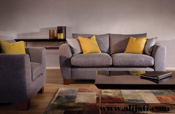 sofa jok bludru cat natural melamin
