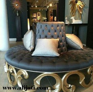 Sofa Model Baru Ukir Modern Kayu Jati