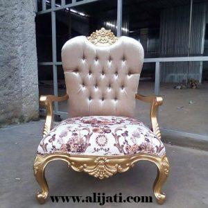 Sofa Santai Cantik Terbaru Jok Bludru