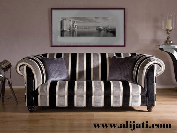 sofa santai model terbaru kayu jati klasik