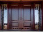 Pintu Kayu Jati Mewah Terbaru Minimalis