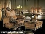 Sofa Santai Super Mewah Model Klasik