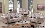 Sofa Tamu Mewah Ukir Terbaru Jepara