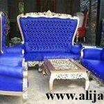 sofa tamu rumah mewah terbaru