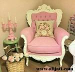 Sofa Ukir Cantik Cat Duco Putih Kayu Jati
