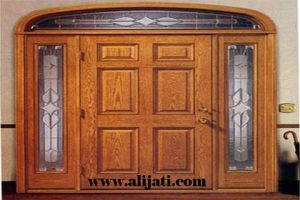 Pintu Model Sekarang Kayu Jati Minimalis