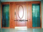 Pintu Rumah 1 Pintu Besar Kayu Jati