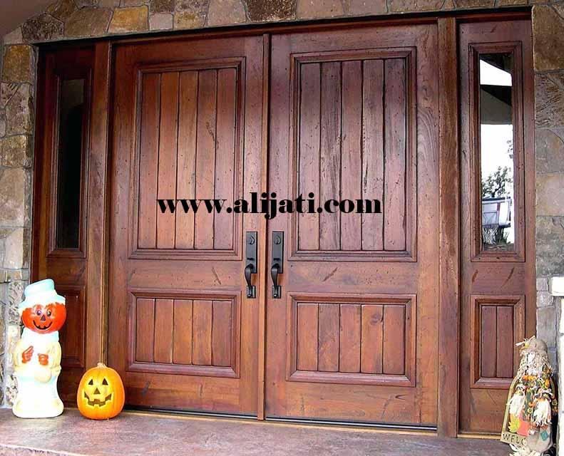 pintu rumah desain klasik terbaru
