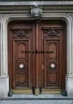 Pintu Rumah Kuno Klasik Kayu Jati