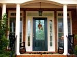 Pintu Rumah Mewah Modern Jati Perhutani