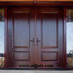 pintu rumah minimalis cat salak melamin