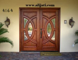 Pintu Rumah Minimalis Khas Jepara