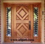 Pintu Rumah Minimalis Mewah Terbaru