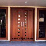 pintu rumah minimalis super mewah