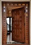 Pintu Rumah Model Mewah Minimalis