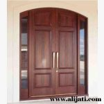 Pintu Rumah Sederhana Minimalis Jati