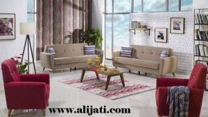 Sofa Mewah Klasik Minimalis Asli Jepara