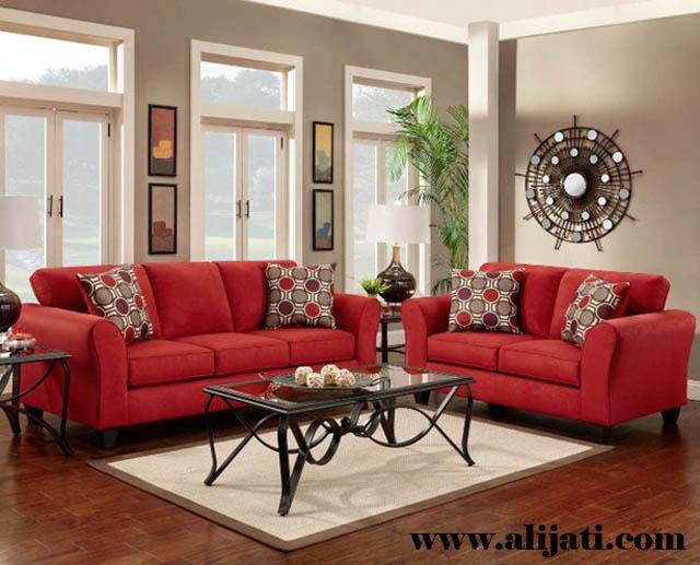 sofa minimalis rumah mewah terbaru