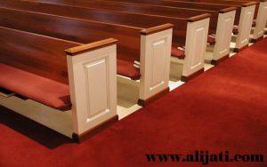 Bangku Gereja Model Baru Minimalis