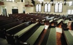 Bangku Gereja Ukuran Panjang Terbaru Minimalis