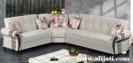 Sofa Sudut Super Mewah Desain Terbaru