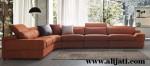 Sofa Sudut Victoria Terbaru Kayu Jati