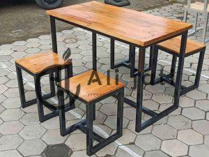 Kursi Cafe Besi Minimalis Terbaru